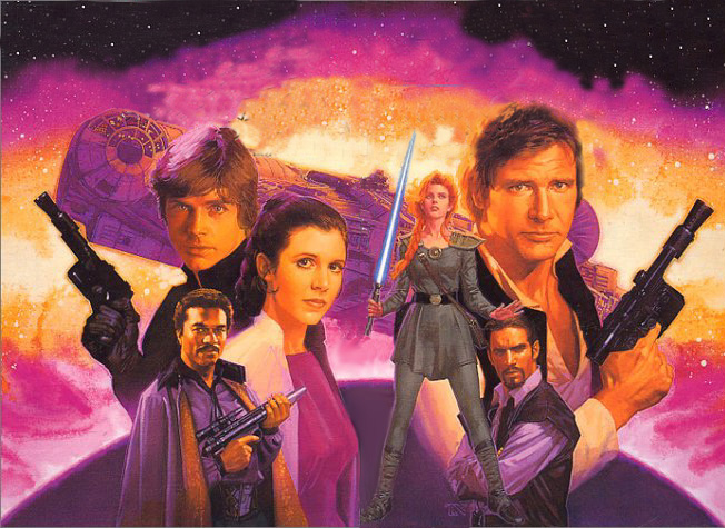 Image result for star wars specter of the past