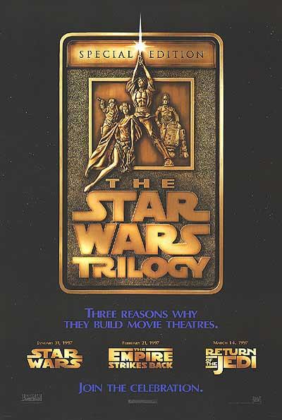 SW SpEd Trilogy Ingot Poster