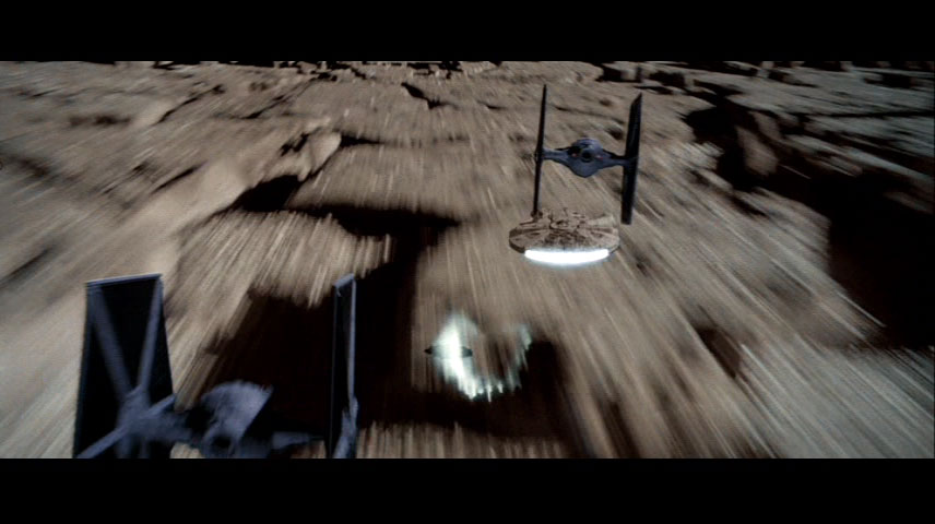 Image result for Asteroid chase esb