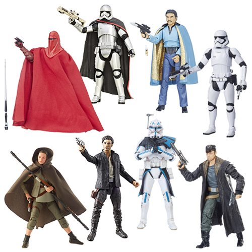 Star Wars The Black Series 6-Inch Action Figure Wave 15
