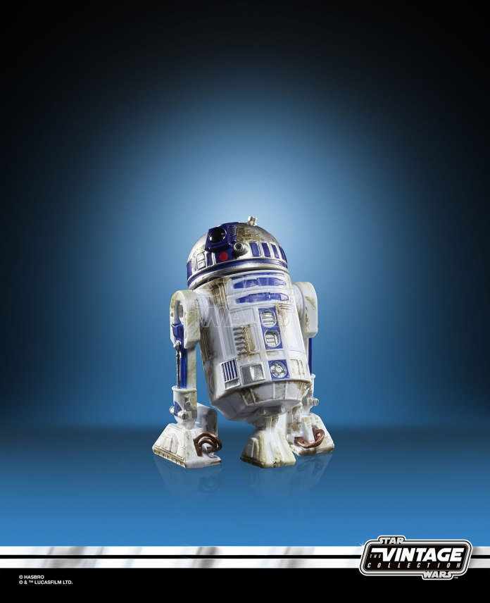 Star Wars The Vintage Collection R2D2 Figure (1)