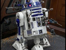Star Wars R2 D2 Deluxe Version Sixth Scale Figure Hot Toys 903742 01