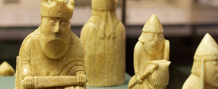 The Lewis chessmen are just one of the many battlegrounds of Scottish Independence [stewf]