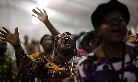 Nigerian pentecostal church