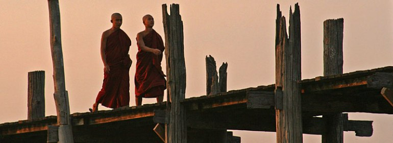 Some militant Buddhist monks have been active in the violence against the Rohingya Muslim minority.