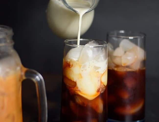 Image result for Thai iced tea