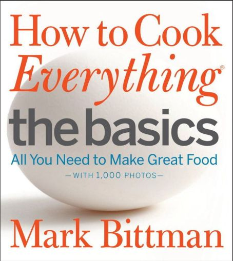 Cook Book- How to Cook Everything