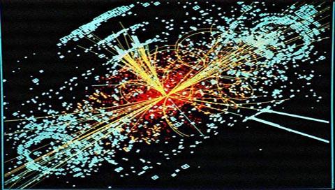 CERN experiment