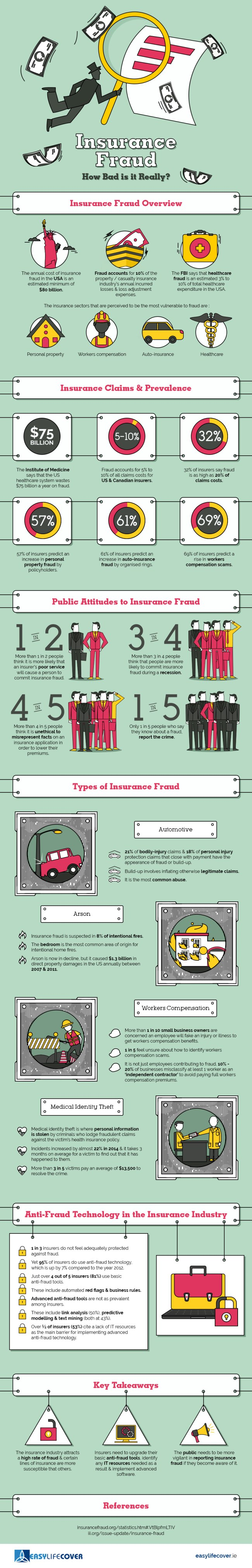 The-World-of-Insurance-Fraud-Infographic