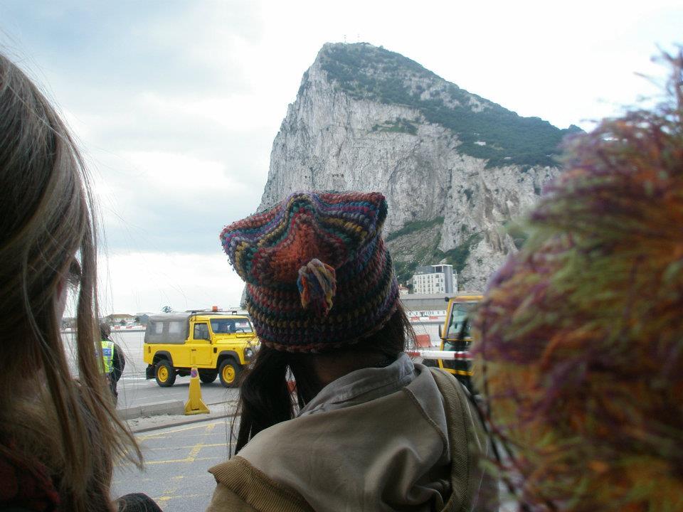 Gibraltar air strip