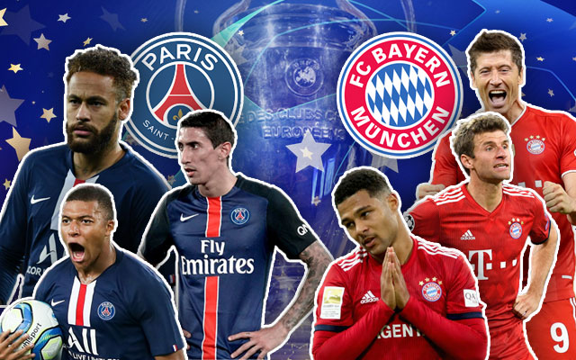 Paris SG vs Bayern Munich Champions League Final Betting Tips
