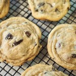 Chewy Chocolate Chip Cookies | #thefreshcooky #chocolatechipcookies #chewy #altitude
