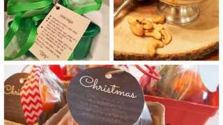 Hostess & Neighbor Gift Ideas