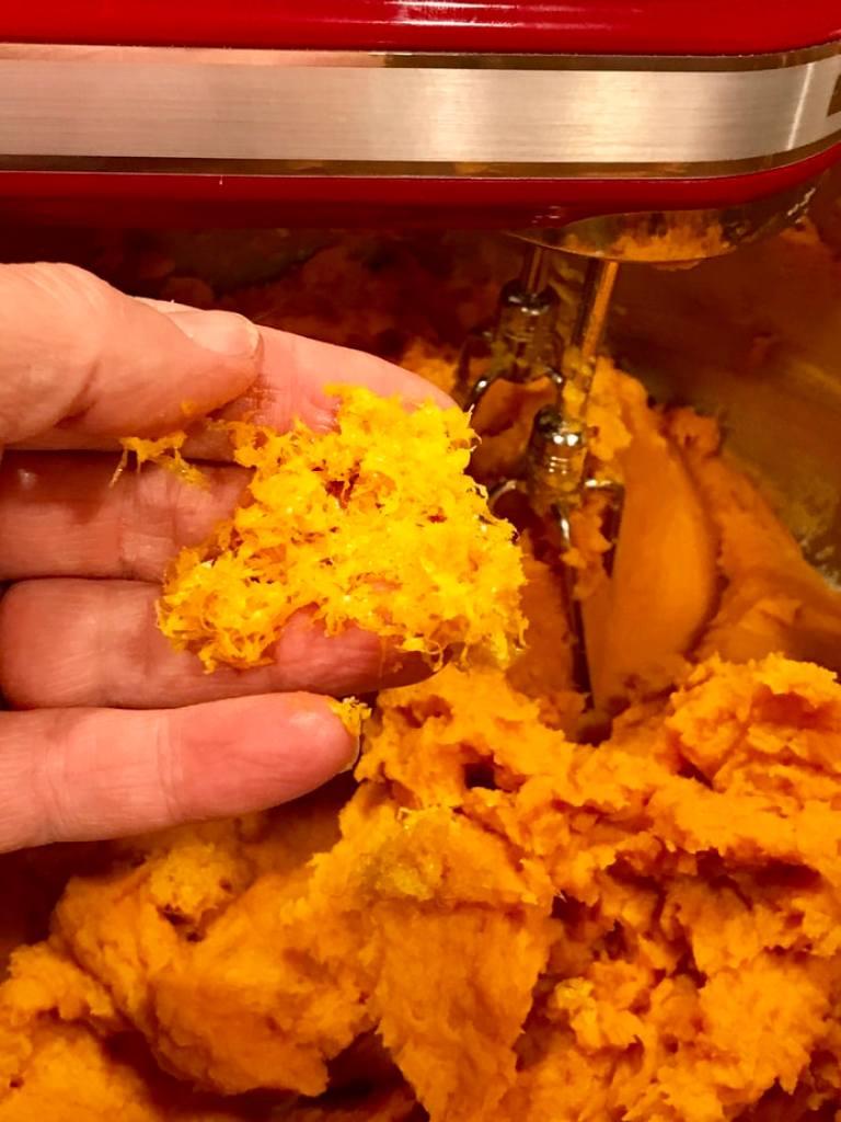 Zest   Thanksgiving Praline Yams