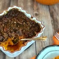 Holiday Praline Yams (Sweet Potatoes)