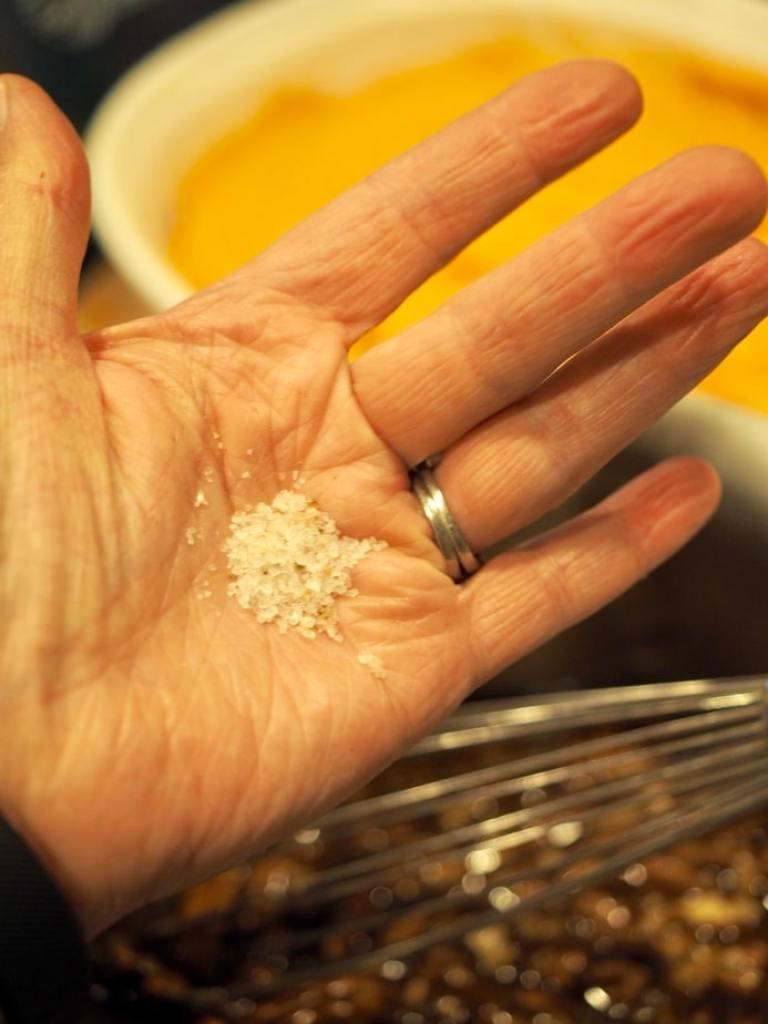 Salt   Thanksgiving Praline Yams