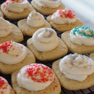 Classic Sugar Cookies | www.thefreshcooky.com