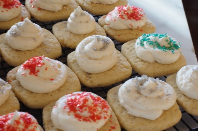 Classic Sugar Cookies   www.thefreshcooky.com