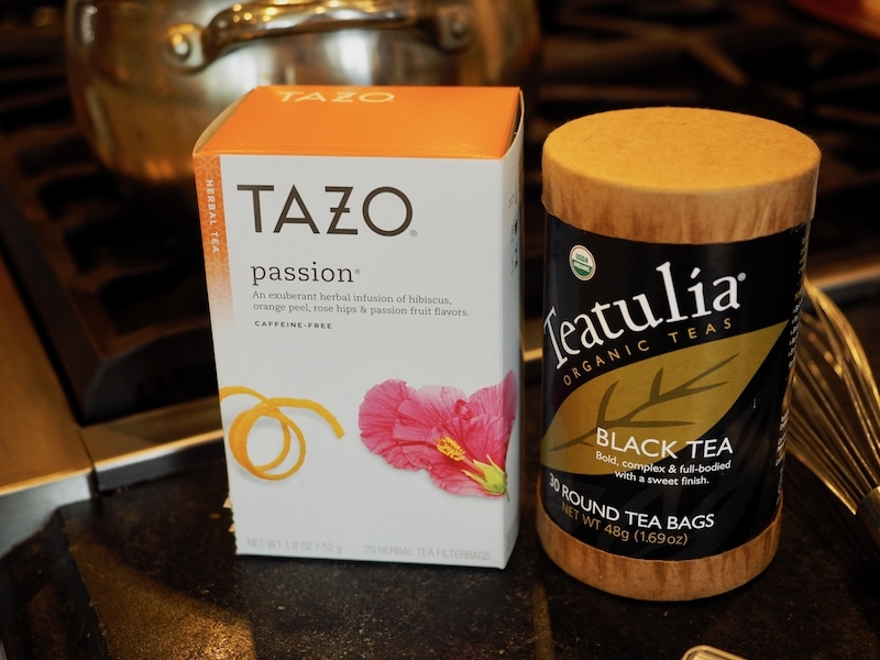 Texas Tea (Reduced Sugar)   www.threfreshcooky.com #texastea #punch #icedtea