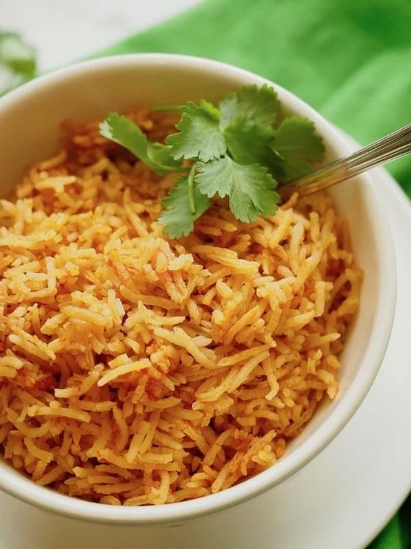 Spanish Mexicn Rice | www.thefreshcooky.com
