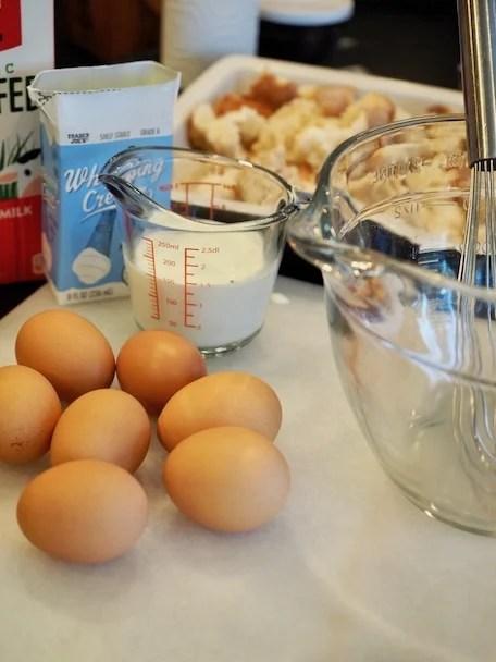 Overnight Cinnamon French Toast Casserole | www.thefreshcooky.com