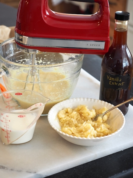 Banana Nutella Bread | www.thefreshcooky.com