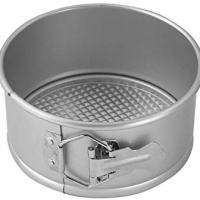 WINCO AASP-063 Springform Pan with Detachable Bottom, 6-Inch, Anodized Aluminum