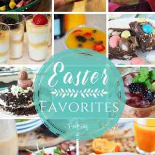 Easter Favorite Recipes | www.thefreshcooky.com
