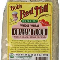 Bob's Red Mill Organic Graham Flour, 24-ounce