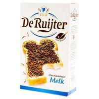 De Ruijter Milk Chocolate Sprinkles / Chocoladehagel Melk, 400g