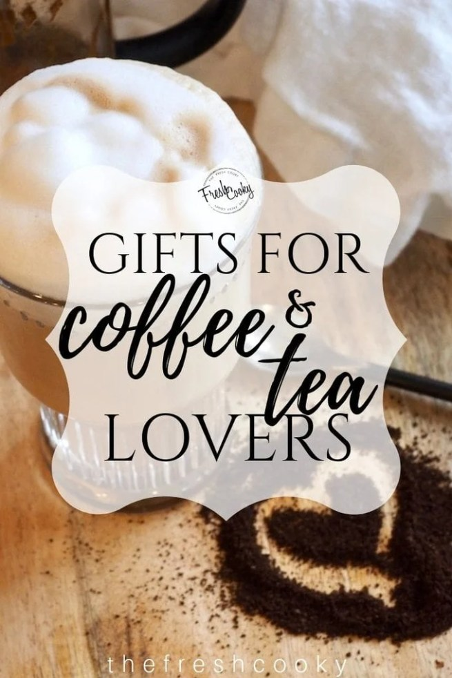 Coffee and Tea |www.thefreshcooky.com