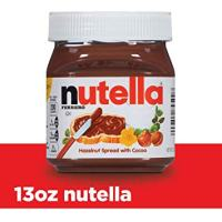Nutella Chocolate Hazelnut Spread, 13 oz Jar