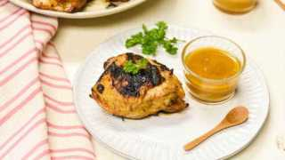 Honey Mustard Chicken Recipe | Grilled Chicken