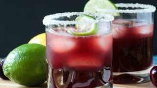 Tart Cherry Sparkling Lemonade (Dairy Free)