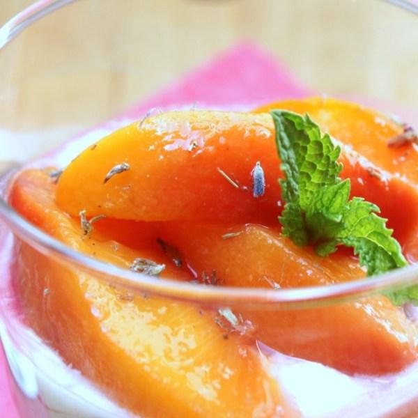 Peach-Yogurt