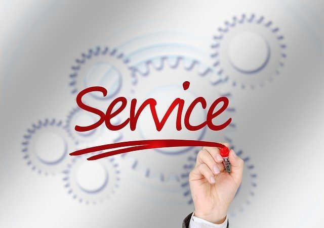 VAT on services