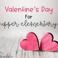 Valentine's Day Reading Activities for Upper Elementary