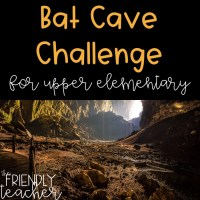 Bat Cave Reading Skill Challenge