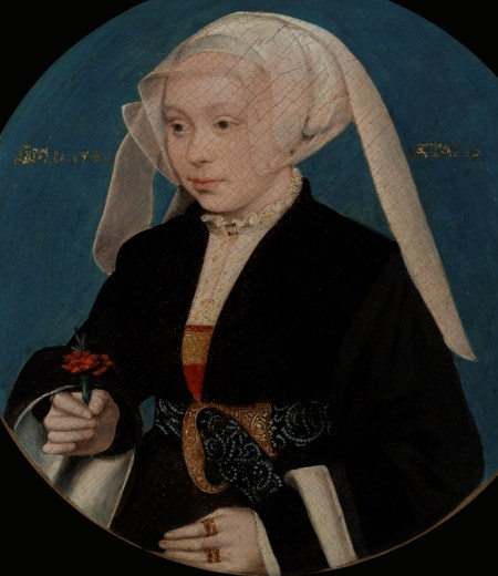 1541- Frau