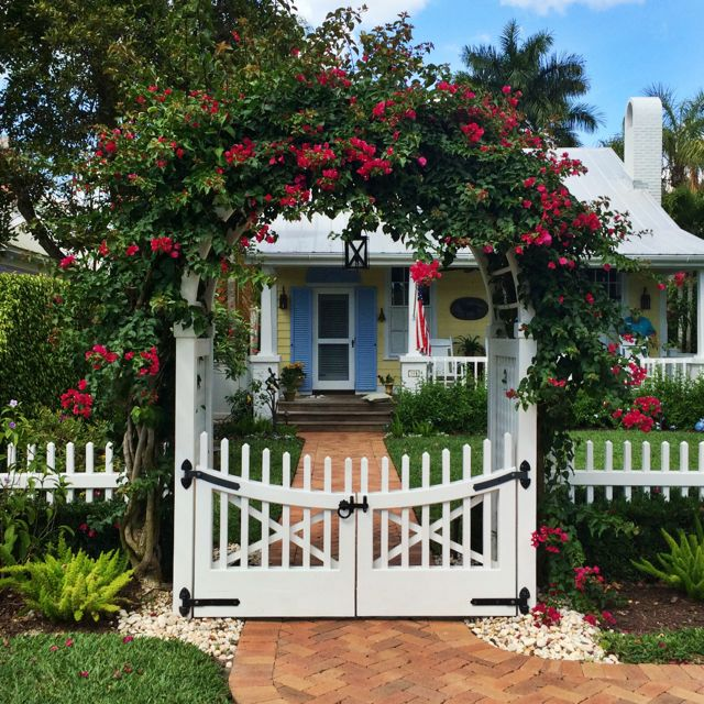 Beach Cottage in Naples Florida
