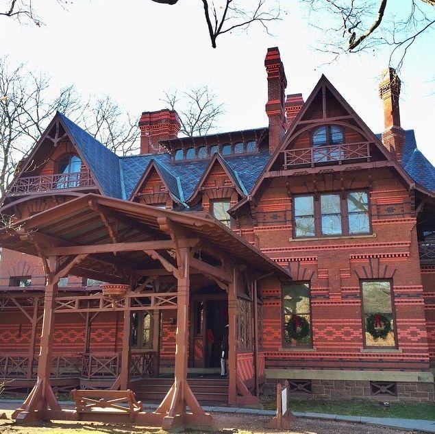 Historic Landmark, Victorian Architecture, Hartford, CT