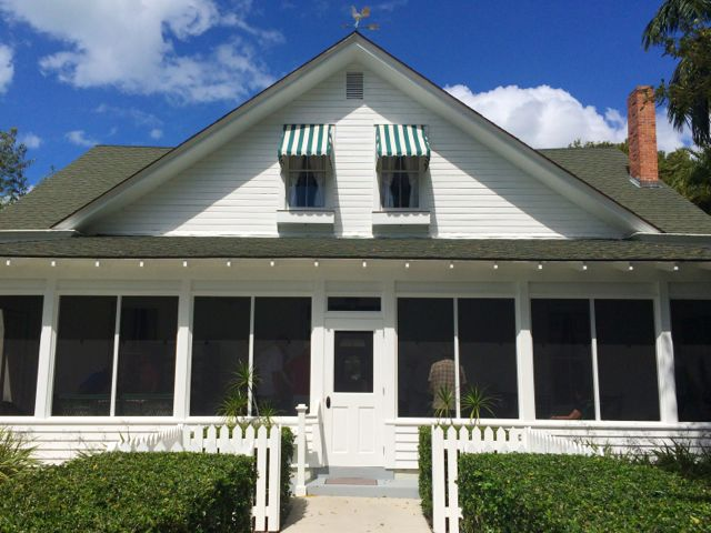 Palm Cottage, Naples, Florida historic landmark