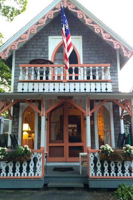 Carpenter Gothic Style