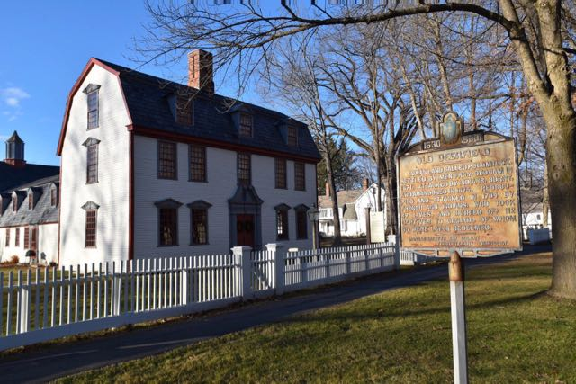 old deerfield, deerfield, ma, massachusetts, historic district