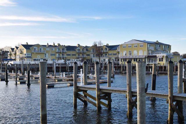 saybrook point inn, old saybrook, ct, marina