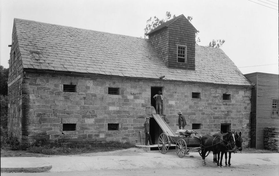 old stone warehouse, fredericksburg, va