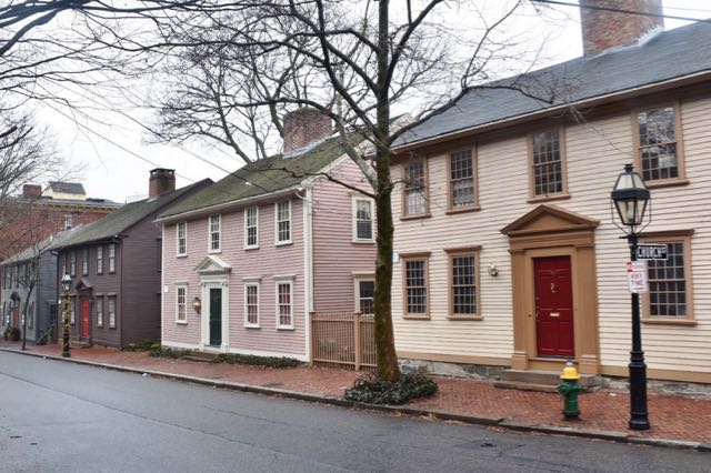 benefit street, providence, college hill