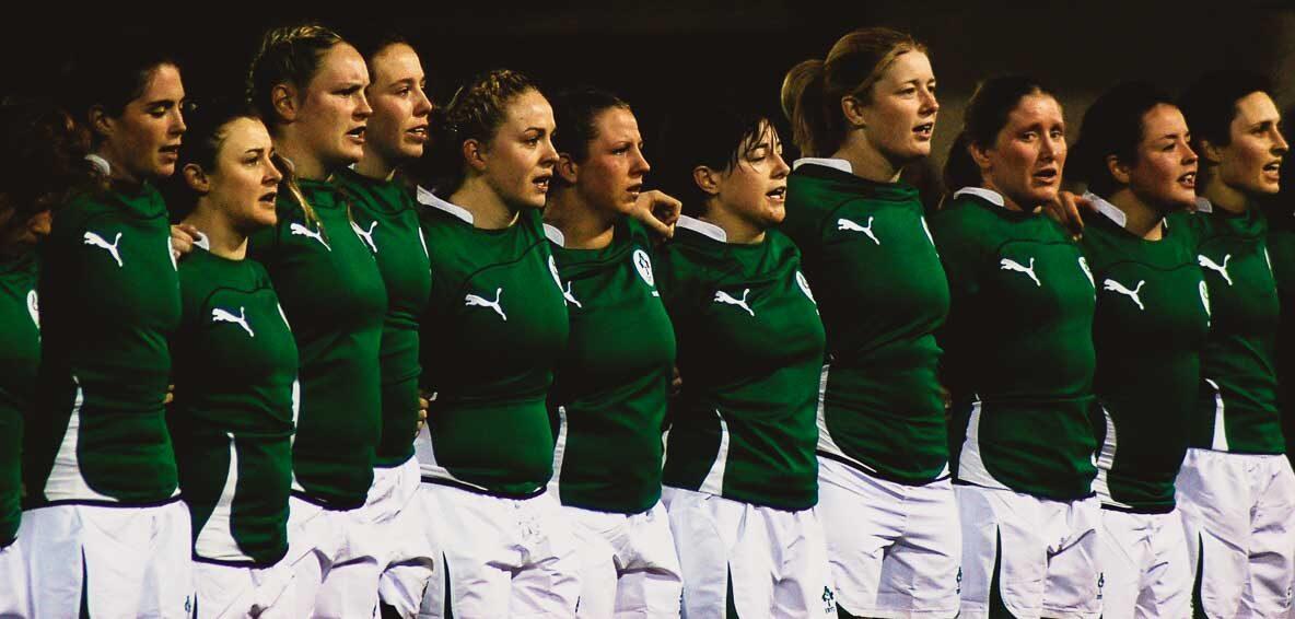 Ireland Women for Scotland.