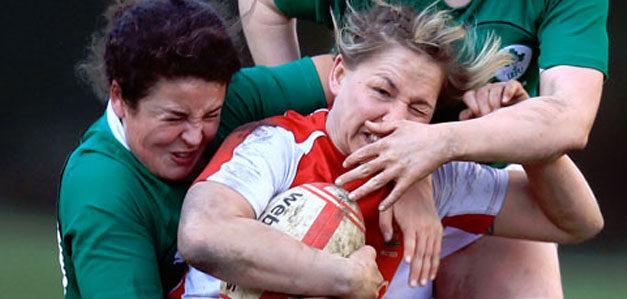 Under Milk Wood Part 3: Wales Women 15 Ireland Women 14.