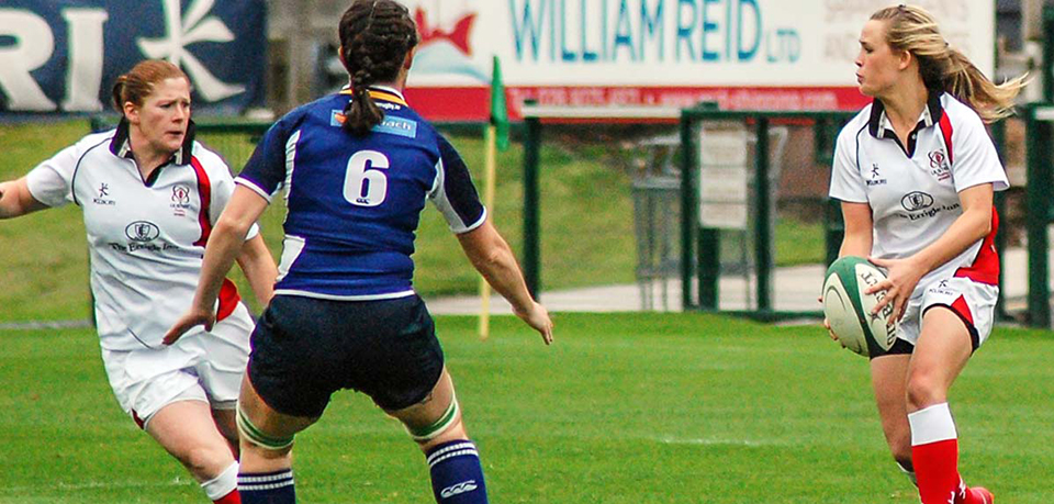 Women: Four Ulster Girls in Ireland Squad for Wales clash!